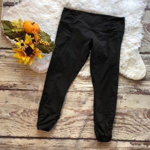 Lululemon Athletica Black yoga leggings